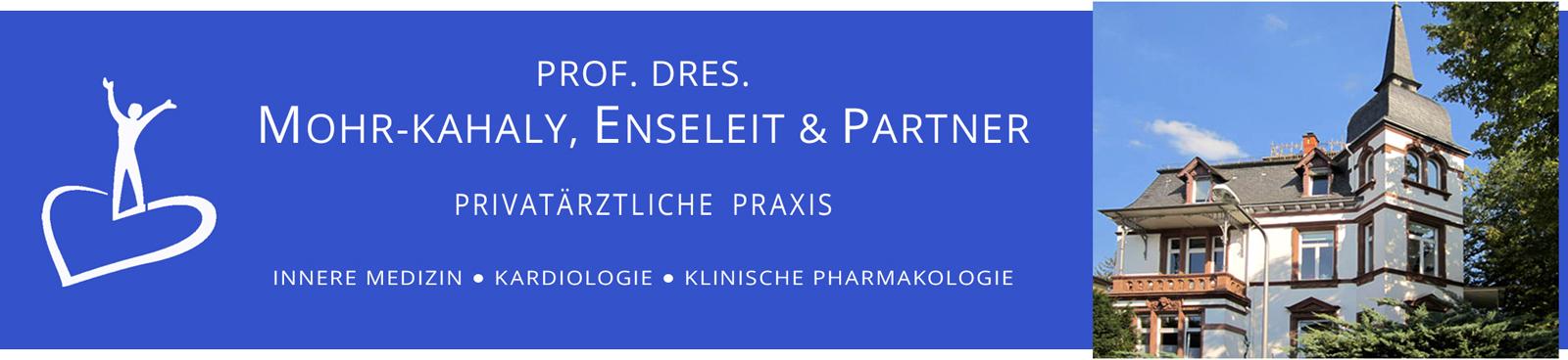 Kardiologie Wiesbaden - Prof. Dres. Mohr-Kahaly, Enseleit & Partner - Privatärztliche Praxis